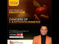 [Sermon] Apostle Michael Orokpo – Dangers of Lasciviousness