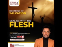[Sermon] Apostle Michael Orokpo – Dealing With The Flesh