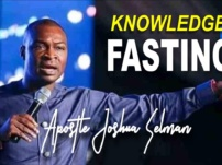 [Sermon] Apostle Joshua Selman – Knowledge Of Fasting