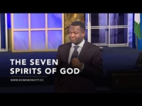 [Sermon] Pastor David Ogbueli – The Seven Spirits of God