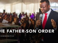 [Sermon] Pastor David Ogbueli – The Father Son Order