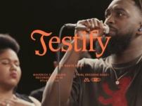 Maverick City – Testify (Ft. Dante Bowe & Naomi Raine)