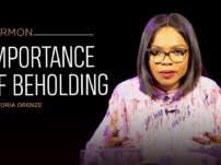 [Sermon] Victoria Orenze – Importance Of Beholding (Sermon At Icfc Conference)