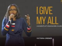 [Music + Video] Victoria Orenze – I Give My All