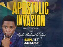 [Sermon] Apostle Orokpo Michael – Apostolic Invasion (Ghana)