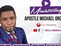 [Sermon] Apostle Orokpo Michael – Spiritual Warfare