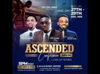 [Sermon] Apostle Orokpo Michael – Ascended Conference 2021 Abuja Day 2 Evening