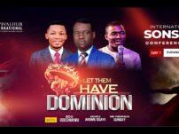 [Sermon] Apostle Edu Udechukwu – The Necessity Of Power (International Sonship Conference 2021)