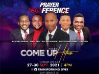 [Sermon] Apostle Edu Udechukwu – Come Up Hither
